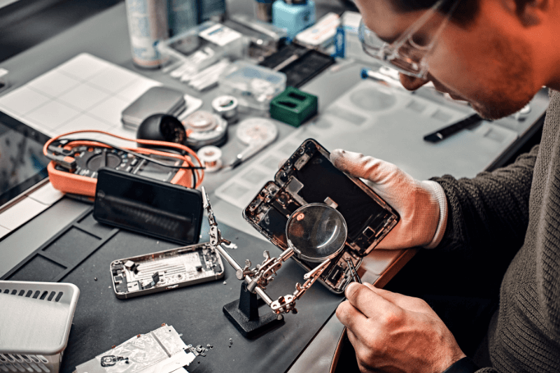 מעבדת תיקון סלולריים מקצועית בתל אביב
